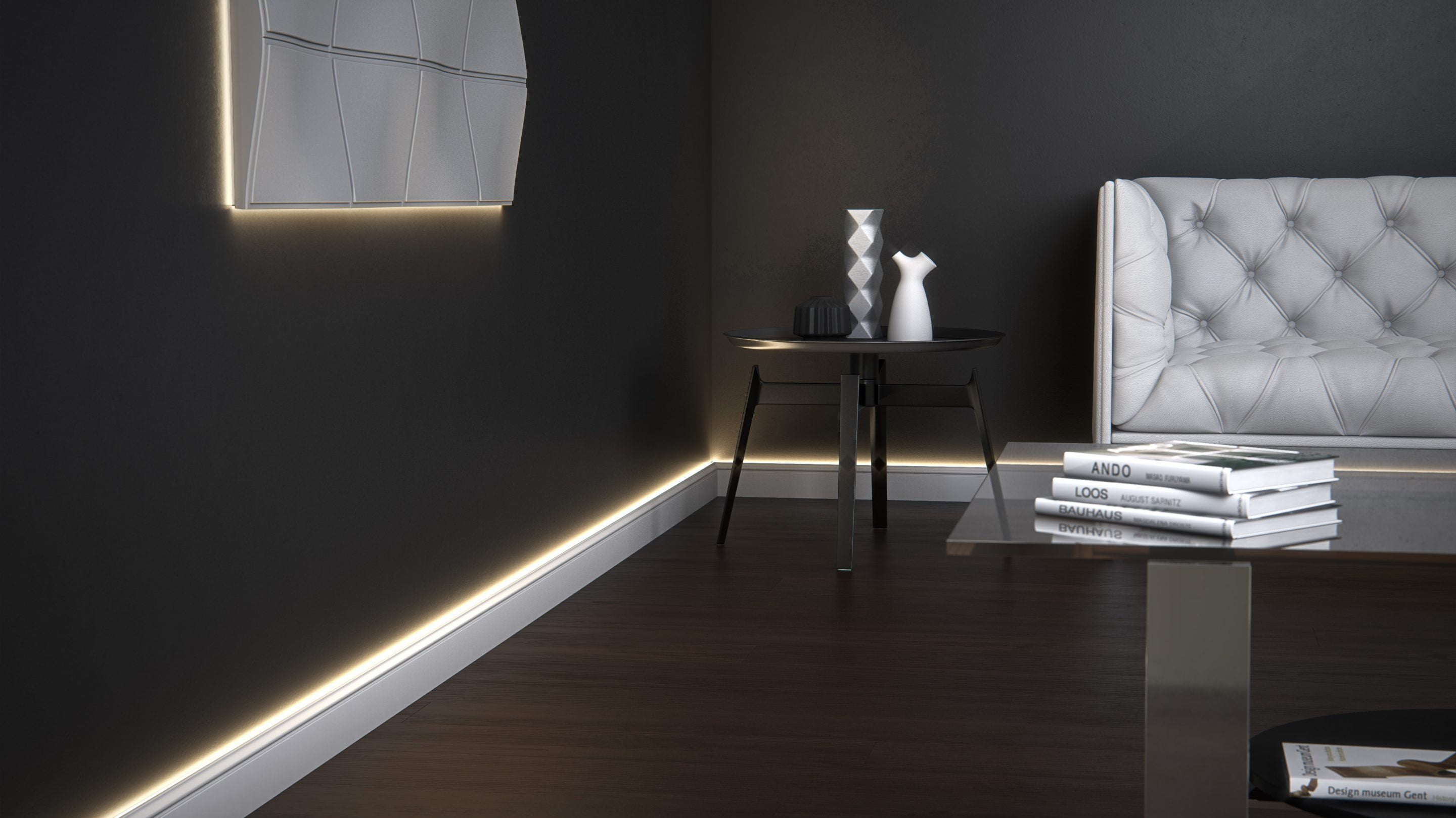led baseboard lighting on dimensions wallstyl light baseboard slave nmc decoration